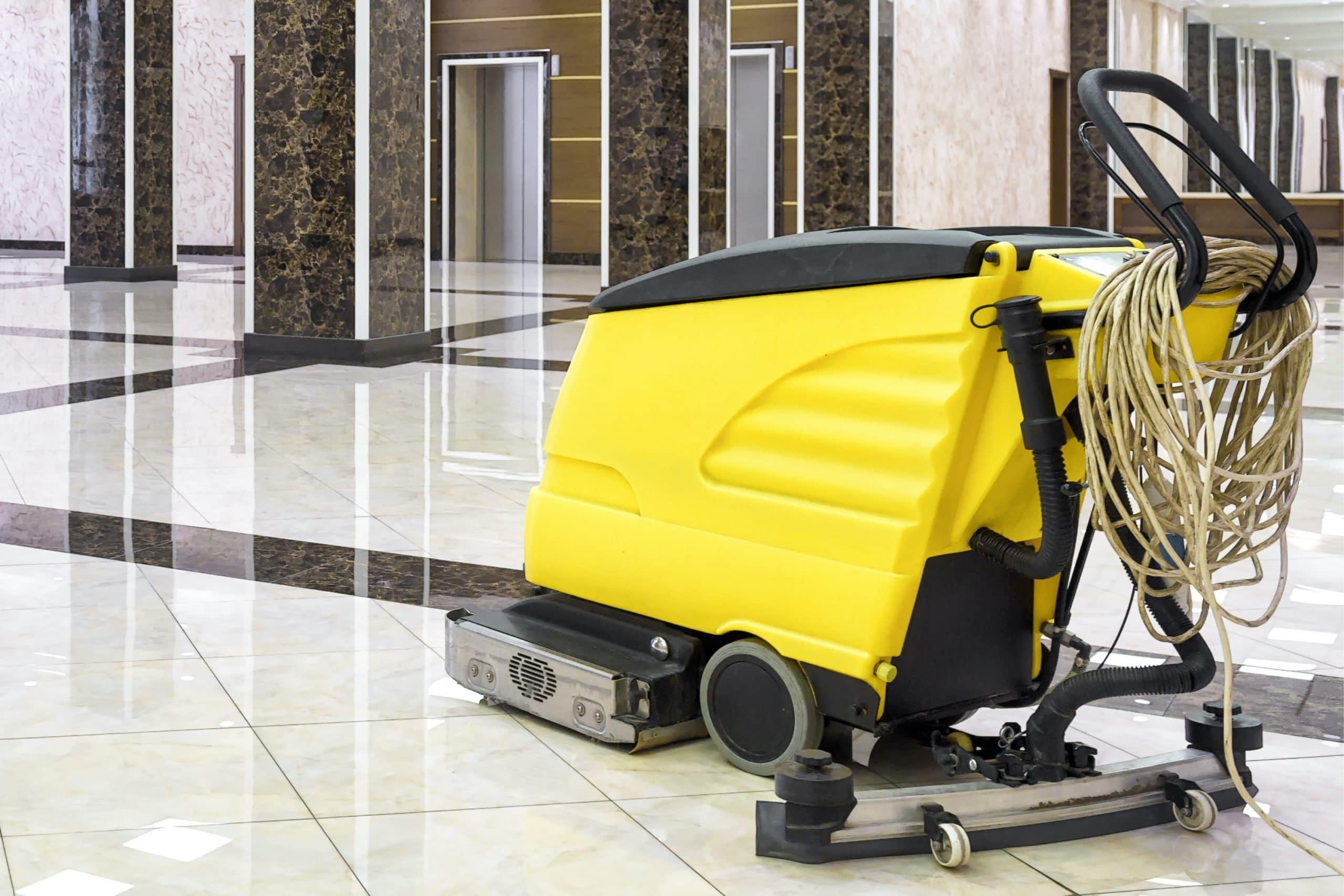Société de nettoyage marbre